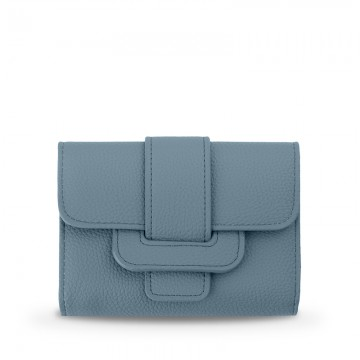 Natty malá - Modrá peněženka