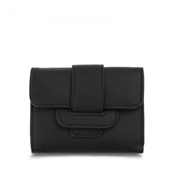 Natty malá - Černá peněženka