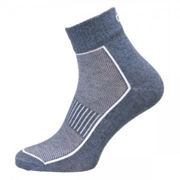 Silver celoroční - Modré pánské ponožky