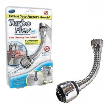 Prodlužovač kohoutku a spořič vody Turbo Flex