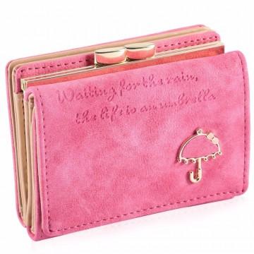 Umbrella malá - Růžová peněženka