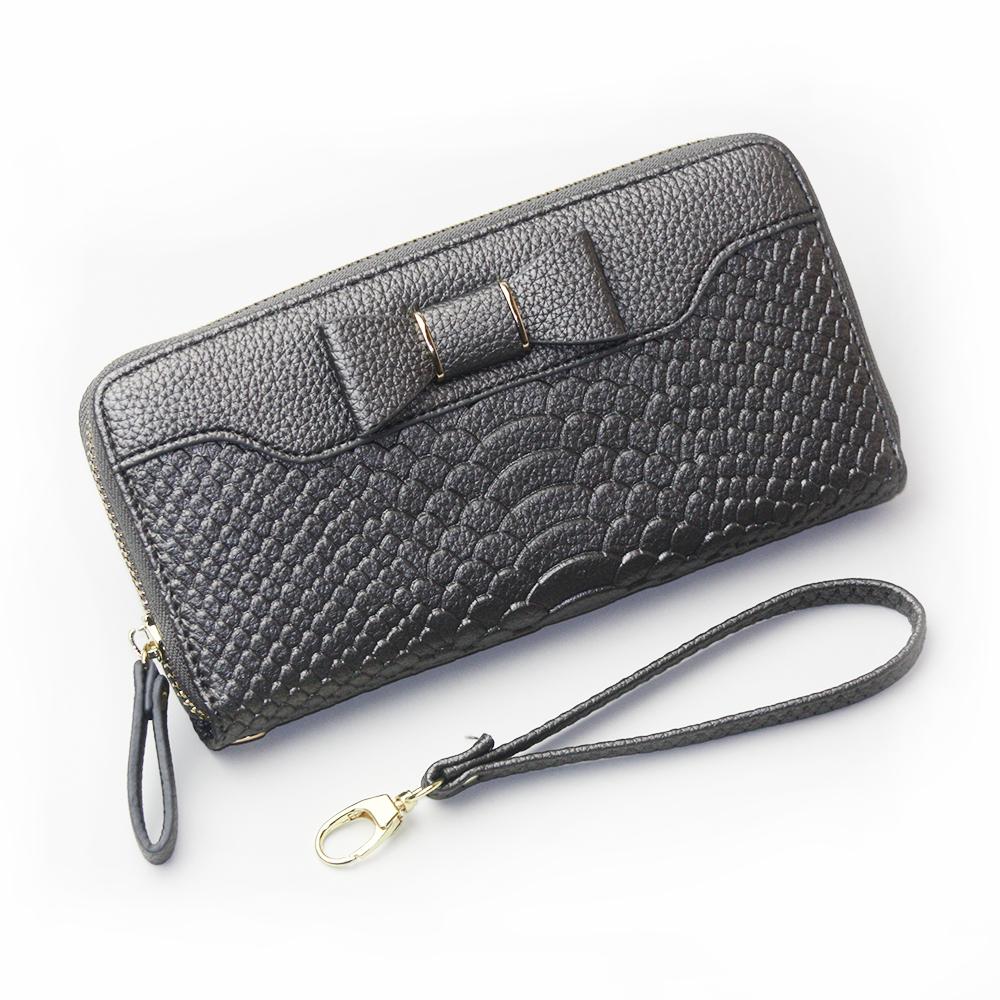 Lady Candy - Tmavě šedá peněženka