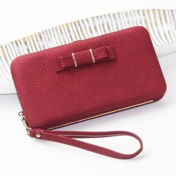 Elegant - Červená peněženka