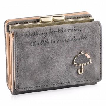 Umbrella malá - Šedá peněženka