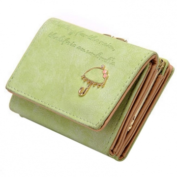 Umbrella malá - Zelená peňaženka