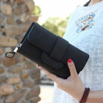Natty - Černá peněženka