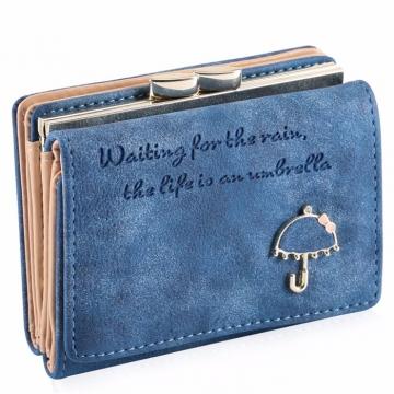 Umbrella malá - Modrá peněženka