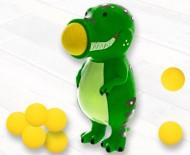 Střílející zvířátko - dinosaurus