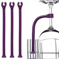 Držiak pohára do umývačky - 4 ks
