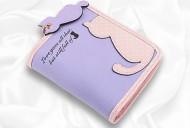 Peněženka CAT mini lila