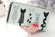 Peněženka CATS mint