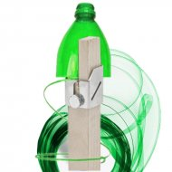 Rezačka plastových fliaš