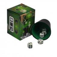 Set hracích kostek 7ks - Dice Game Dobbelspel (8cm)