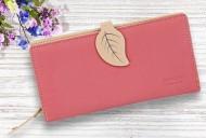 Dámská peněženka LEAF - krémová