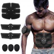 Elektronický fitness posilovač svalů - EMS SMART FITNESS