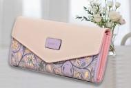 Peněženka GARDEN lila