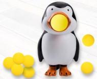 Strieľajúce zvieratko - tučniak