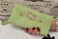 Peněženka DOG zelená