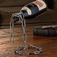 Držiak na víno - reťaz