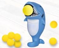 Strieľajúce zvieratko - žralok