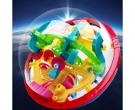 Hlavolam 3D labyrint - 100 překážek