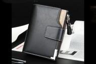 Pánská peněženka Baellerry s kapsou na mince - černá