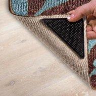 Protišmykové podložky pod koberec - 4ks