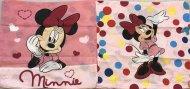 FARO Povlak na polštářek Minnie puntíky Bavlna, 40/40 cm