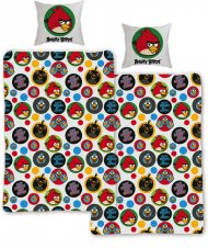 Povlečení Angry Birds Get 140/200 + 70/80