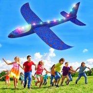 Svítící letadlo pro děti - házedlo