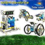 Solární stavebnice - Solarbot