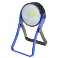Pracovní COB LED světlo - 3W - Modré