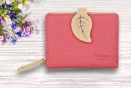 Dámská peněženka LEAF mini - krémová