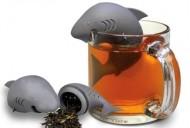 Silikonové sítko na čaj  ŽRALOK