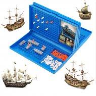 Lodě - Námořní bitva 2v1