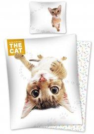 Povlečení The Cat Habešská kočka 140/200 + 70/80