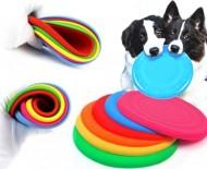 Silikónové frisbee pre psov