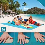 Plážová podložka - Sand Free - XL modrá