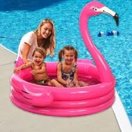Detský nafukovací bazén - Plameniak