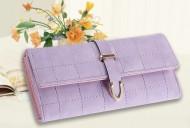 Dámská peněženka CUBE - lila
