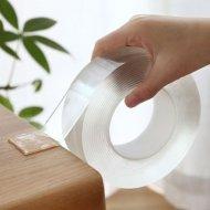 Oboustranná voděodolná lepící NANO páska