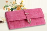 Dámská peněženka CUBE - růžová