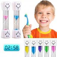 Presýpacie hodiny na čistenie zubov