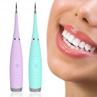 Ultrazvukový čistič zubov SMILY - nabíjací