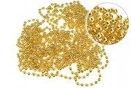 Vánoční řetěz DECORIS (10m) - Zlatý
