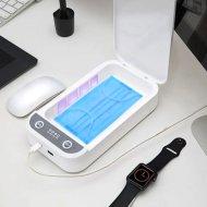 UV sterilizační box na roušky, respirátory a jiné drobnosti