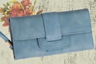 Dámská peněženka LUXURY modrá