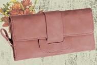 Dámská peněženka LUXURY růžová
