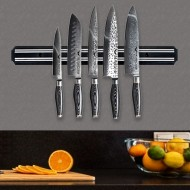 Magnetická lišta na nože a náradie