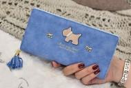 Peněženka DOG modrá